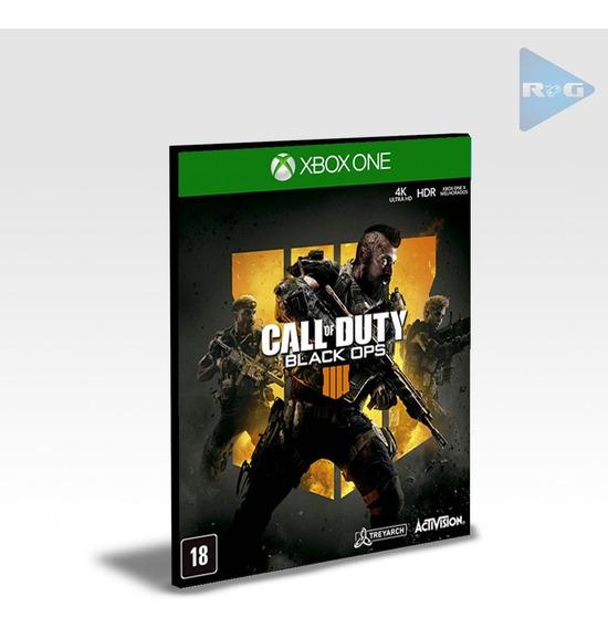 Call Of Duty Black Ops 4 Português   Xbox One   Envio Agora