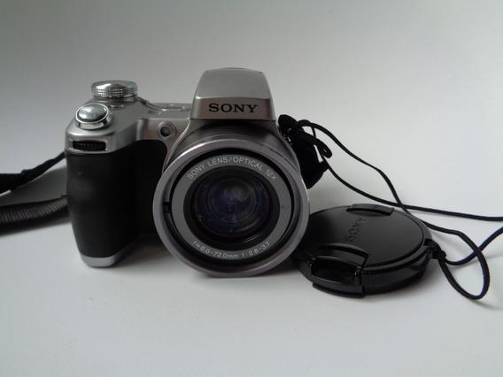 Camera Sony Cyber- Shot Dsc H1 5.1 Mega Pixels