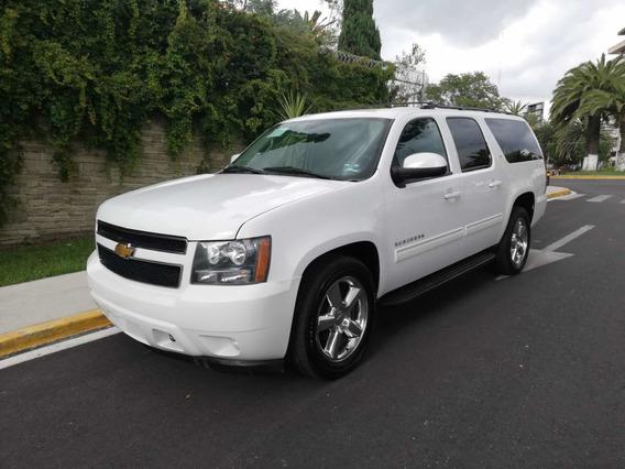 Chevrolet Suburban C Piel Aa Dvd At 2012