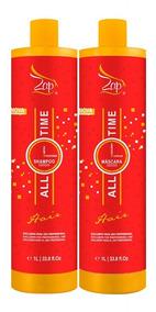 Tratamento Capilar All Time Zap + Brinde - A Mais Vendida