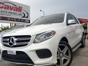 Mercedes-benz Gle 400 4matic Blanca 2016