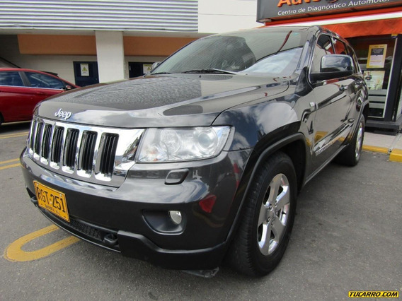 Jeep Grand Cherokee Laredo 3.6 At