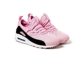 ad90902ddfe Nike Air Max Tamanho 34 - Tênis Rosa no Mercado Livre Brasil