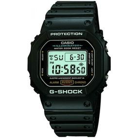 Relógio Casio G-shock Masculino Dw-5600e-1vdf Garantia E Nf