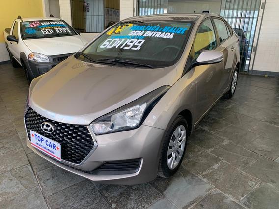 Hyundai Hb20s 1.0 Comfort Plus 2019 Sem Entrada