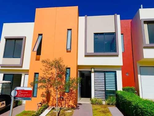 Casa Nueva Moderna A Estrenar, Rec Planta Baja, Fracc. Vista