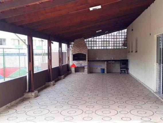 Apartamento À Venda, 56 M² Por R$ 276.000,00 - Bandeiras - Osasco/sp - Ap6599