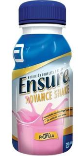 Ensure Advanced Shake Frutilla (x10)