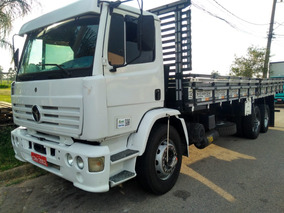 Mercedes-benz Mb 1718 Truck Carroceria Reduzido