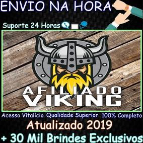 Curso Afiliado Viking 2019 - Marcelo Távora + 30mil Brindes