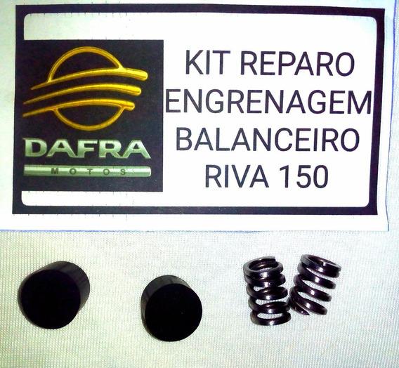 Reparo Da Engrenagem Balanceiro Da Dafra Riva 150