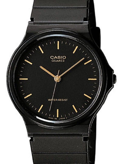 Reloj Casio Unisex Negro Mq-24-1eldf