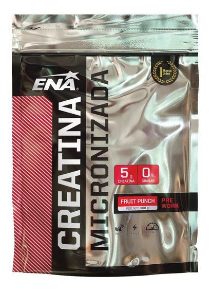 Creatina Micronizada (300 Grs) - Ena Sport