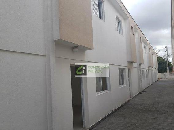 Sobrado Com 2 Dormitórios À Venda, 67 M² Por R$ 329.000 - Vila Império - São Paulo/sp - So0252