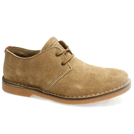 Sapato Masculino Camurça Nude Kildare 1004.1101