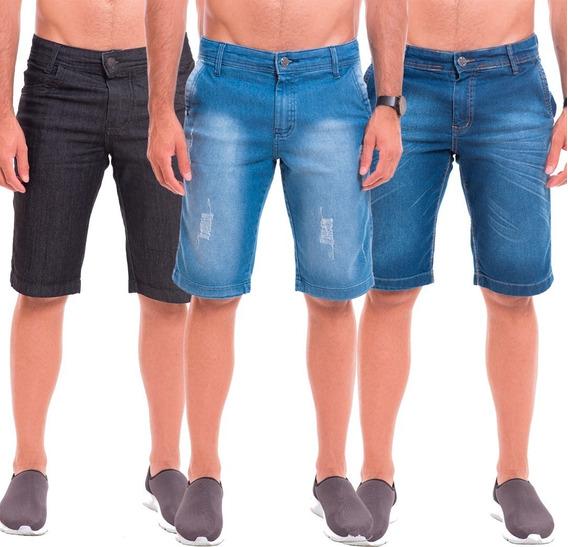 Bermudas Short Jeans Masculinas Preço Atacado Revenda Lucre