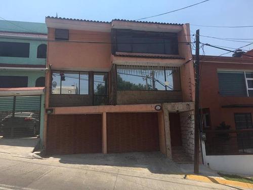 Imagen 1 de 10 de Casa En Venta En Lomas De Valle Dorado, Tlalnepantla, México