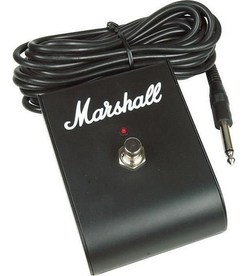 Pedal Footswitch 00001 Pedl-00001 Marshall + Garantia + Nf - Com Nota Fiscal E Garantia De 2 Anos Proshows!