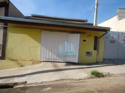 Casa Com 2 Dormitórios Para Alugar, 100 M² Por R$ 1.200/mês - Jardim Residêncial Firenze - Hortolândia/sp - Ca0345