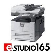 Multifuncional Laser A3 Toshiba E-studio 165 16ppm
