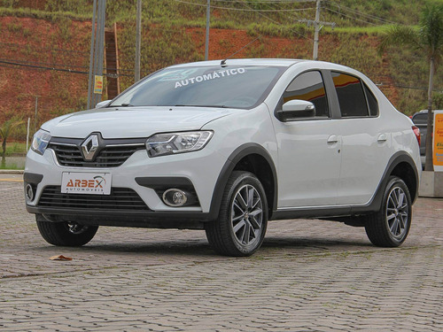 Renault Logan 1.6 16v Sce Flex Iconic X-tronic