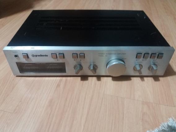 Amplificador Gradiente Model 126 - Frete Grátis