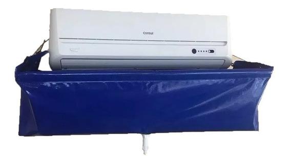 Bolsa Coletora Para Higienização De Ar Condicionado 7 A 30