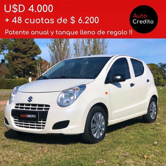 Suzuki Celerio U$d 4000 +48de $6200