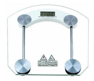Balança De Pesar Pessoas Uso Doméstico Fitness Dieta 180kg