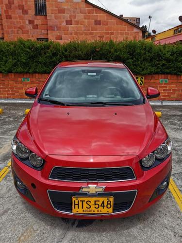 Chevrolet Sonic 1.6l 5p