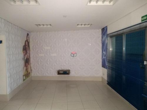 Imagem 1 de 30 de Sobrado Para Aluguel, 1 Vaga, Centro - São Caetano Do Sul/sp - 101226