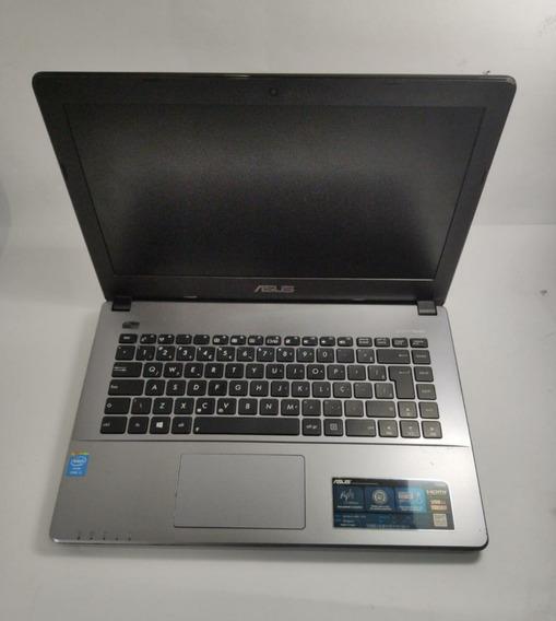 Notebook Asus X450l I5 4gb 500gb Geforce Windows 14