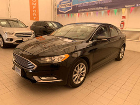 Ford Fusion 4p Se Advance L4/2.5 Aut
