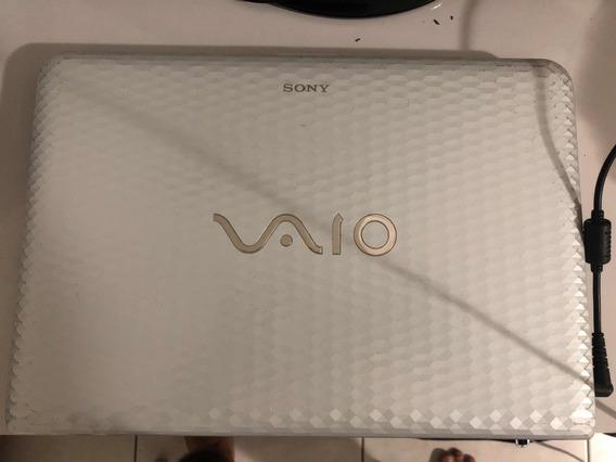 Vendo Notebook Sony Vaio I5, 4gb Ram, Hd 750gb