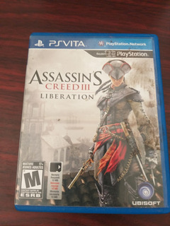 Assassins Creed Iii Vita