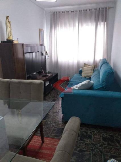 Apartamento Com 1 Dormitório À Venda, 49 M² Por R$ 190.000 - Planalto - São Bernardo Do Campo/sp - Ap2855