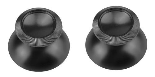 Stick Hat X 2 Unidades (hongo) Xbox 360 Negro