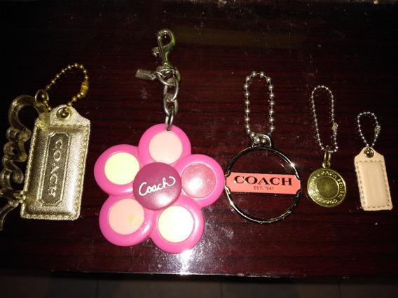 Tags Y/o Llavero Coach, Precio Individual