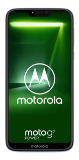 Motorola G7 Power Dual SIM 64 GB Ceramic black 4 GB RAM