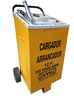 Cargador De Baterias Con Arrancador 12 V 50/1000 A