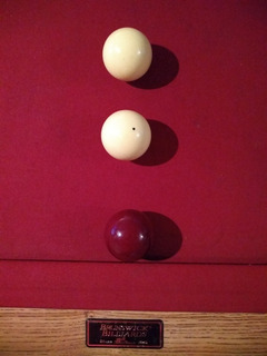 Bolas De Carambola Marca Aramith The Belgiam Billiard Balls