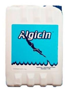 Alguicin 20 Lts. Para Piscinas