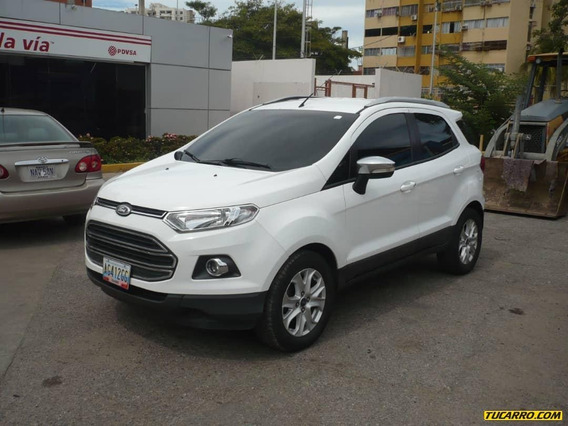 Ford Ecosport Secuencial