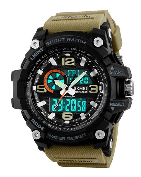 Reloj Skmei Deporte 0990 G-shock Acuatico 100% Original Caja