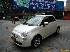 Fiat 500 Cult 8v Mt 1400cc 3p Mex