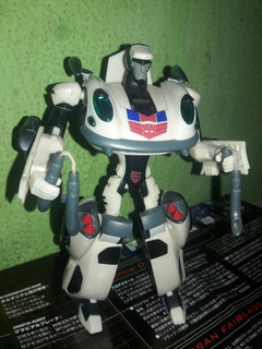 Transformers Animated Jazz Deluxe Class