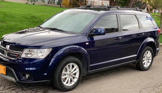 Dodge Journey Sxt 2.400 7 Pasajeros
