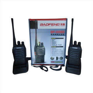 Radio Portable Fm Vhf Transmisor - 22200 Tienda Fisica Maf