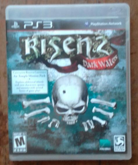 Jogo Risen 2 Dark Water Em Mídia Física Para Playstation 3