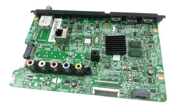 Placa Principal Tv Samsung Un40j5200ag Nova